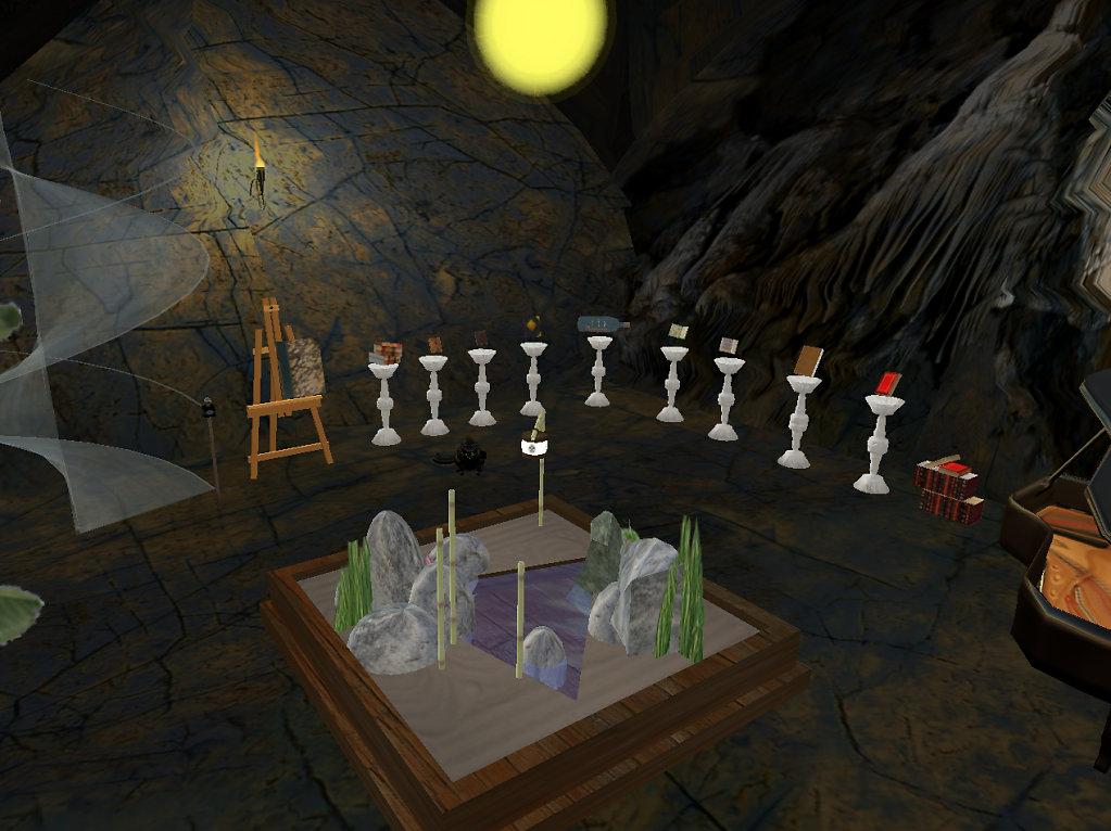 Hidden Chamber