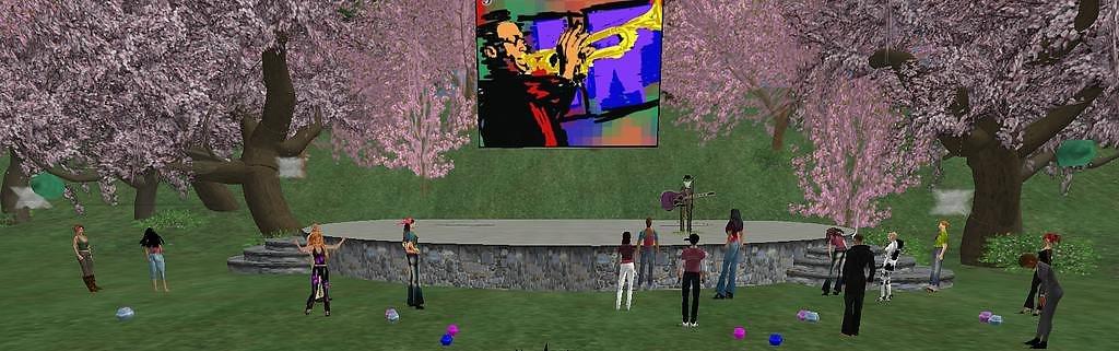 Virtual Vibe Jazz Fest '07