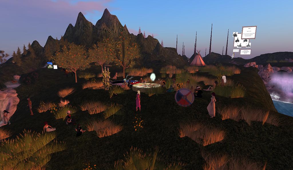 Virtual Native Lands